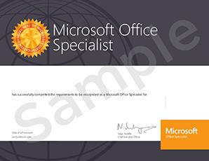 Certificazioni MOS