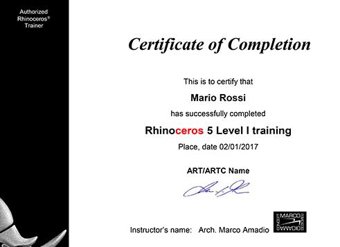 certificazione-Rhinoceros