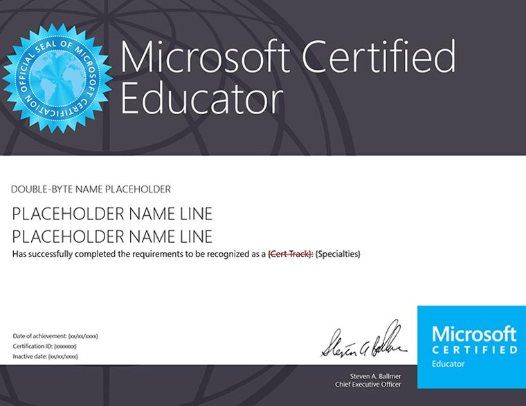 MCE_Certificate_Sample_2