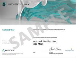 certificazione-3dsmax
