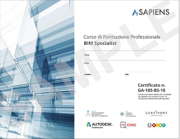 certificato-bim-specialist-asapiens