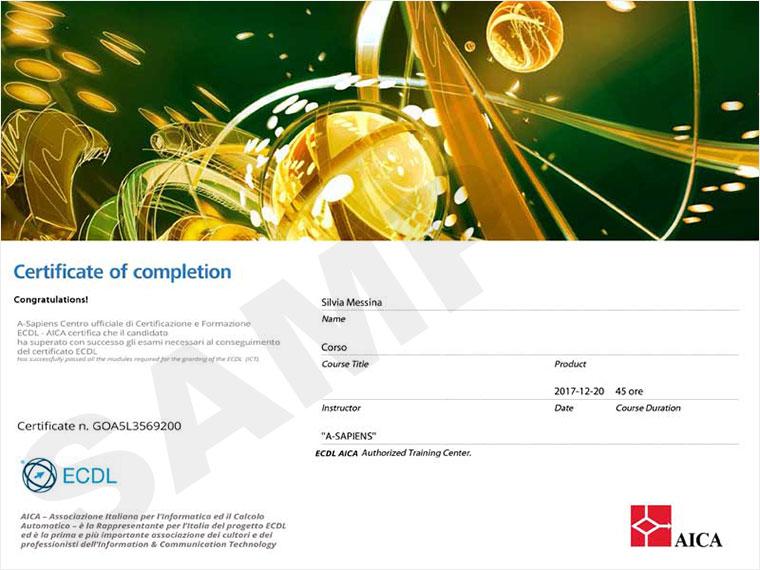 Certificato-aica-asapiens_samplecert