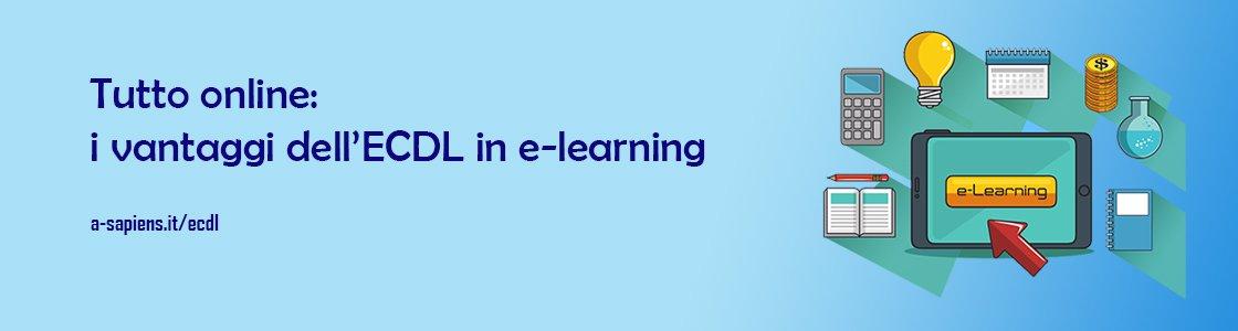 corsi ecdl online vantaggi