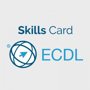ecdl skills card