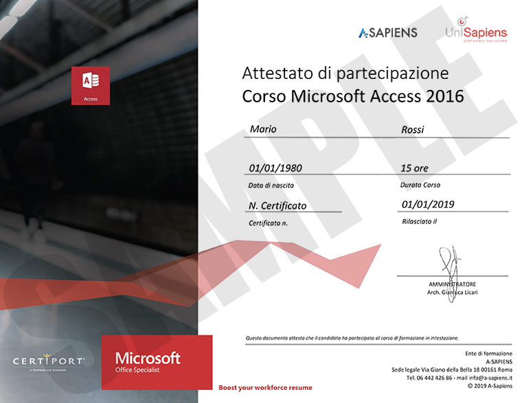 access_sample_partecipation_certificate