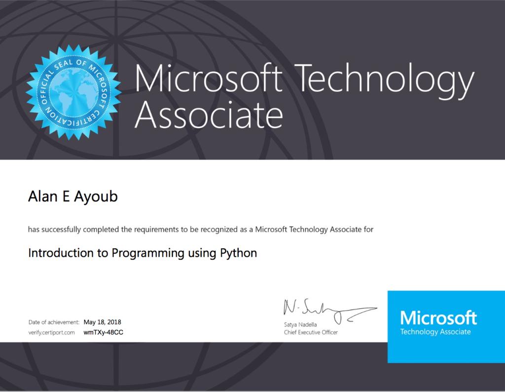 MTA-Python-Certified-1024x794