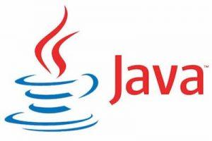 linguaggio programmazione java