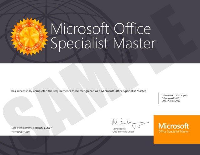 mos-master-certification-sample