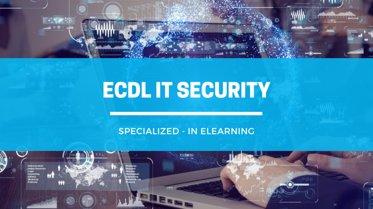 ECDL IT SECURITY ELEARNING