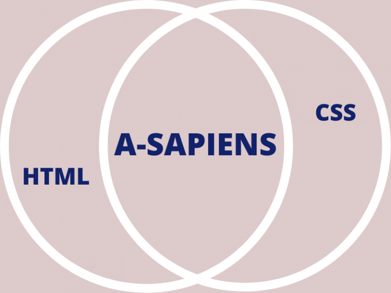 Corso HTML (e CSS?): perché scegliere A-Sapiens?